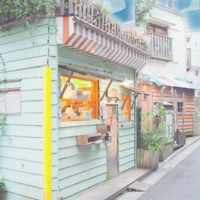 東京のギャラリー雑貨屋巡り